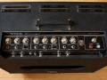 1966- Vox Viscount V15-V115-V1151-V1152, oval back, backcontrols 3 channels, 6 inputs - Normal VTB, Top Boost - Brilliant VTB, Middle Boost, Bass V, X-Tone.