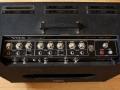 1966- Vox Viscount V15-V115-V1151-V1152, oval back, backcontrols 3 channels, 6 inputs - Normal VTB, Top Boost - Brilliant VTB, Middle Boost, Bass V, X-Tone.