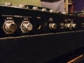 1967-1968- Vox Viscount V1153-V1154, backcontrols backcontrols Tremolo S-D, MRB, Reverb, Footswitch en Line-reverse.
