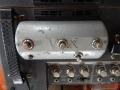 1967-1968- Vox Viscount V1153-V1154, panel links met 4 button footswitch MRTD.