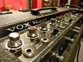 1967-1968- Vox Viscount V1153-V1154, panel overzicht 3 channels, 6 inputs, back effectpanel.