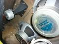 1967- Vox Defiant speakers met Jennings label Celestion T.1304 speakers en Celestion T.1360 horn.