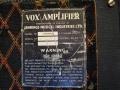 1967- Vox Supreme, JMI typeplaatje head.