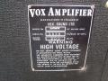 1967- Vox Supreme, VSL typeplaatje head.
