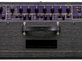 2001-2003 Valvetronix AD60VT, Top met Blue panel en 1 vent. 16 amp modes, 10 pedal effects, 5 mod. effects, 3 delays, 3 reverbs.