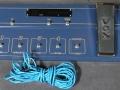 2002-2009 Vox VC-12 Floorcontrol voor Valvetronix Blue VT Series. In 2011-2013 opnieuw uitgebtracht als de VC-12SV als optie voor de VTX150 serie.