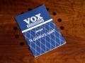 Valvetronix Guitarist Guide.