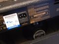 2005-2006 Vox VR15 open back 8 inch Vox label speaker.