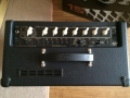 2008-2010 Valvetronix VT15 Chrome Series, Black panel, 1 vents, 1 SBU handle, white chickenheads.