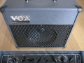2007-2009 AD15VT XL Valvetronix Extreme Lead, front spaanplaat cabinet met Black panel. Made in Vietnam.