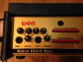WEM, Watkins Electric Music London, Copicat, display met 6 head en sustain selector.