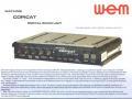 Watkins Sound Builder Copicat Digital echo 1990, folder.