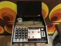 WEM Halle Cat 4 kanaals mixer met Copicat Echounit met Philips bandcassette.