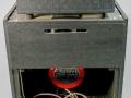 WEM Powercat buizen echo-versterker combinatie 30 watt, back met Goodmans Audiom 61 speaker 50 watt.