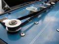 Watkins The Shadow Echo budgetmodel, opnamekop en slechts 2 weergavekoppen op 150 en 300 mS.