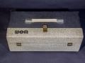 WEM/Watkins Copycat MKII buizen Cream/Black uit 1964. WEM logo op Cream.