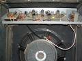 WEM Dominator 25 Bass amp ca 1978, open back met 15 inch speaker en 15 watt circuit met 2xEL84 buizen.