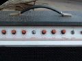 WEM Dominator 25 Bass ca 1978, controlpanel.