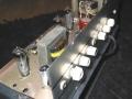 WEM ER15 buizen Bass Top 14 watt 1963, chassis met EZ81, 2x EL84 en 2x ECC83 buizen.