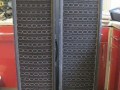 WEM 6x8 PA cabinets, front.