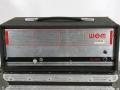 WEM SL100 Slave poweramp 100 watt 1967, voor extra speakers achter de mixer, front.