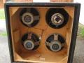 WEM Starfinder 80 speaker cabinet met 4x 12 inch Fane speakers (3 stuks origineel), open back.
