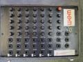 WEM Stereomaster 6 kanaals mixer, 1990, met spring reverb en 12 volts power.