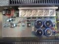 WEM Virtuoso 8 kanaals PA mixer 250 watt 1980, Solid State techniek.