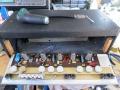 WEM Control HR30 buizentop, preamp en controls met 5x ECC83.