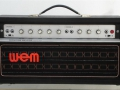 WEM Monitor Reverb 50 Top, front.