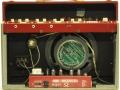 Watkins Joker gitaarcombo uit 1961 met ingebouwde buizen Copicat 25 watt 1x12 inch Goodmans Audiom 61 speaker, open back.