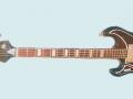 WEM Sapphire bass ca 1965.